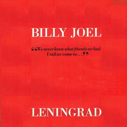 Cover Billy Joel - Leningrad (12) Schallplatten Ankauf