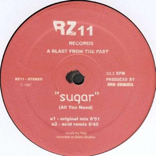 Bild John Dahlbäck - Sugar (All You Need) (12) Schallplatten Ankauf