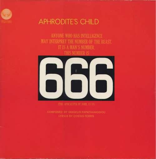 Bild Aphrodite's Child - 666 (2xLP, Album, RE) Schallplatten Ankauf