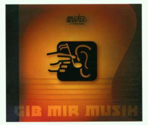 Cover Edo Zanki + Freunde - Gib Mir Musik (CD, Maxi) Schallplatten Ankauf