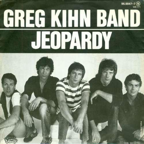 Cover Greg Kihn Band - Jeopardy (7, Single) Schallplatten Ankauf
