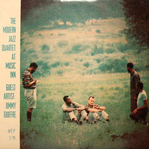 Bild The Modern Jazz Quartet - Fun / Sun Dance / A Morning In Paris (7, EP) Schallplatten Ankauf