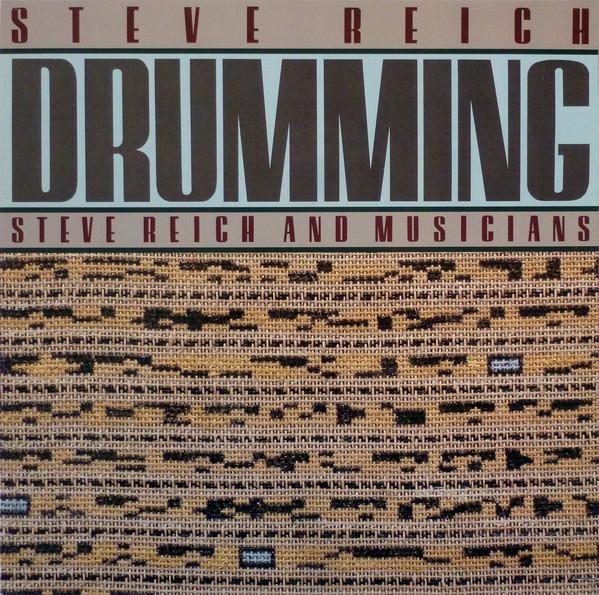 Cover Steve Reich, Steve Reich And Musicians - Drumming (LP) Schallplatten Ankauf