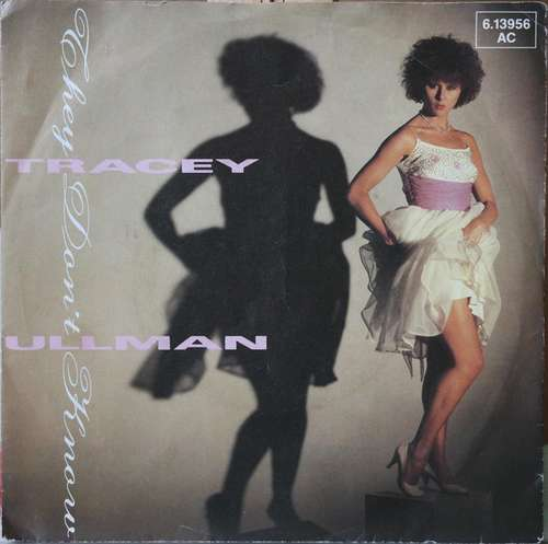 Bild Tracey Ullman - They Don't Know (7, Single) Schallplatten Ankauf