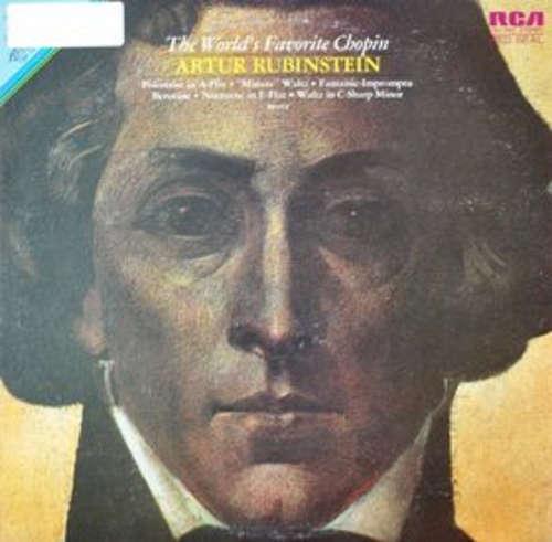 Bild Artur Rubinstein* - The World's Favorite Chopin (LP) Schallplatten Ankauf