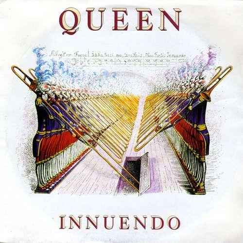 Cover Queen - Innuendo (7, Single) Schallplatten Ankauf