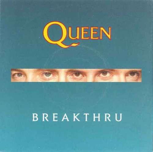 Cover Queen - Breakthru (7, Single) Schallplatten Ankauf