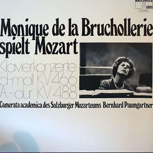 Bild Wolfgang Amadeus Mozart - Piano Concerti No. 20 In D Minor, K. 466 & No. 23 In A Major, K. 488 (LP, Clu) Schallplatten Ankauf