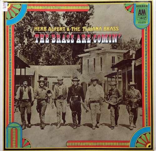 Bild Herb Alpert & The Tijuana Brass - The Brass Are Comin' (LP, Album) Schallplatten Ankauf