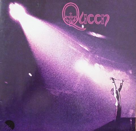 Cover Queen - Queen (LP, Album) Schallplatten Ankauf