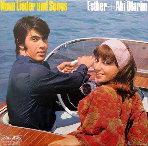 Bild Esther & Abi Ofarim - Neue Lieder Und Songs (LP, Comp, Club) Schallplatten Ankauf