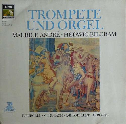 Bild Maurice André - Hedwig Bilgram - Trompete Und Orgel (LP, Album, Club) Schallplatten Ankauf