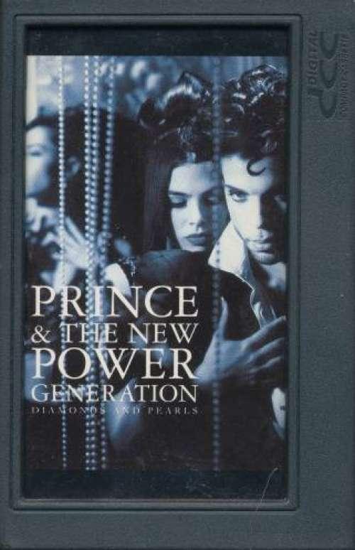 Cover Prince & New Power Generation, The - Diamonds And Pearls (DCC, Album) Schallplatten Ankauf