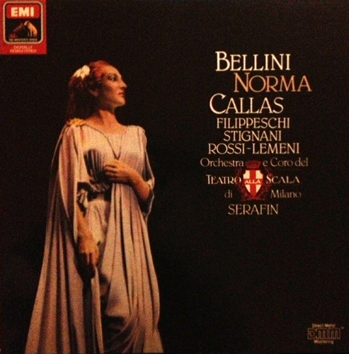 Bild Vincenzo Bellini, Maria Callas, Coro Del Teatro Alla Scala, Orchestra Del Teatro Alla Scala - Norma. Opera In Due Atti (2xLP, Box) Schallplatten Ankauf