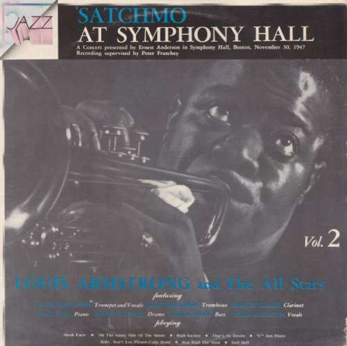Bild Louis Armstrong And The All Stars* - Satchmo At Symphony Hall Vol.2 (LP, RE) Schallplatten Ankauf