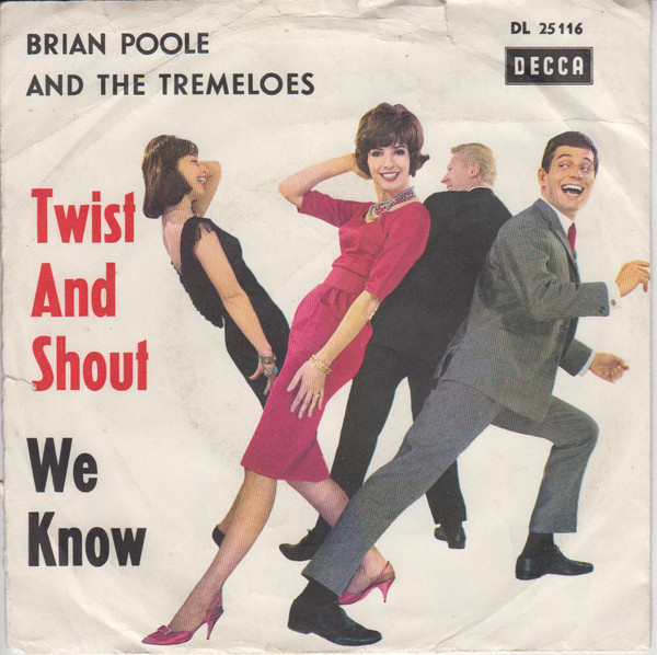 Bild Brian Poole And The Tremeloes* - Twist And Shout / We Know (7, Single) Schallplatten Ankauf