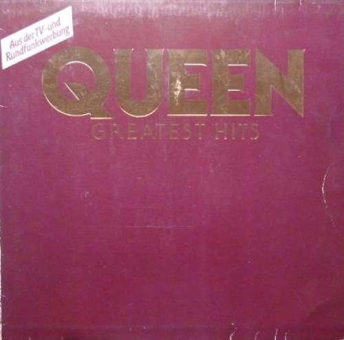Cover zu Queen - Greatest Hits (LP, Comp, Emb) Schallplatten Ankauf
