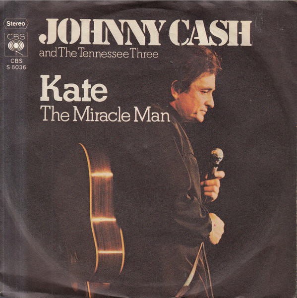 Bild Johnny Cash And The Tennessee Three - Kate (7, Single) Schallplatten Ankauf