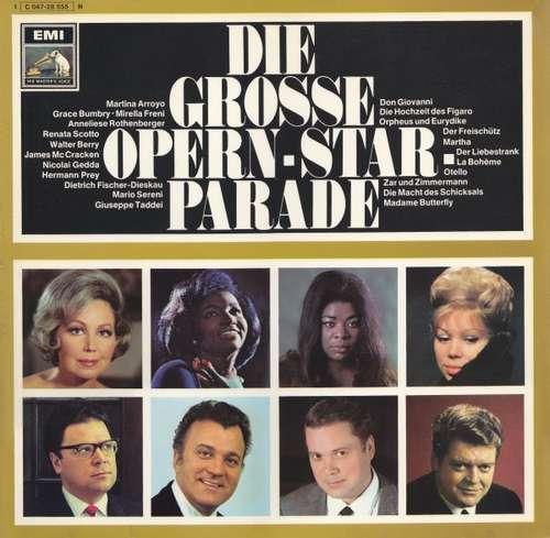 Bild Various - Die Grosse Opern-Star-Parade (LP, Comp, Gat) Schallplatten Ankauf