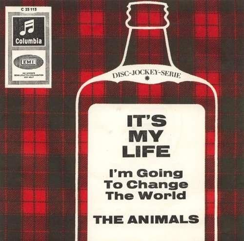 Bild The Animals - It's My Life (7, Single) Schallplatten Ankauf