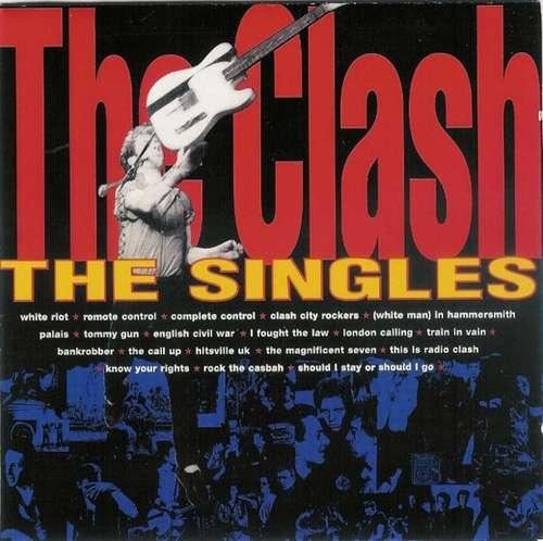Bild The Clash - The Singles (CD, Comp, RE, RM) Schallplatten Ankauf