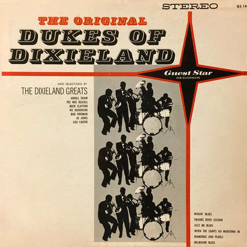 Bild The Original Dukes Of Dixieland*, The Dixieland Greats - The Original Dukes Of Dixieland And Selections By The Dixieland Greats (LP) Schallplatten Ankauf