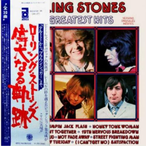 Cover The Rolling Stones - 30 Greatest Hits (2xLP, Comp) Schallplatten Ankauf