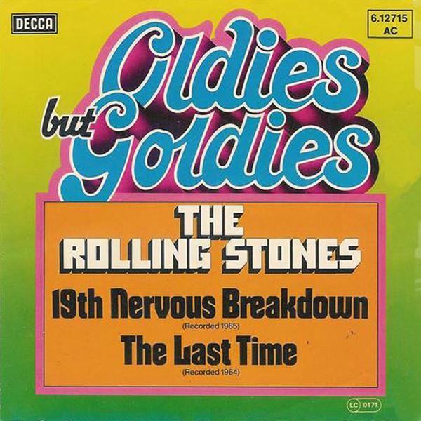 Cover The Rolling Stones - 19th Nervous Breakdown / The Last Time (7, Single) Schallplatten Ankauf