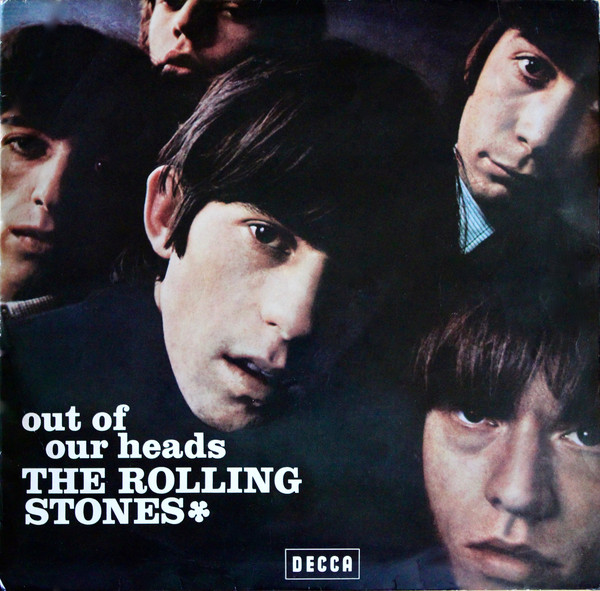 Cover The Rolling Stones - Out Of Our Heads (LP, Album) Schallplatten Ankauf