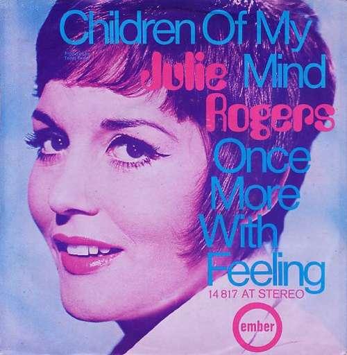 Bild Julie Rogers - Children Of My Mind (7, Single) Schallplatten Ankauf