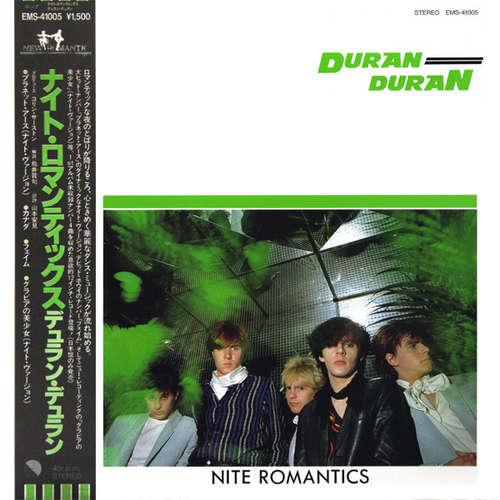 Cover Duran Duran - Nite Romantics (12) Schallplatten Ankauf
