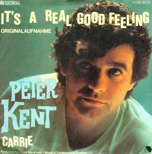 Bild Peter Kent - It's A Real Good Feeling (7, Single) Schallplatten Ankauf
