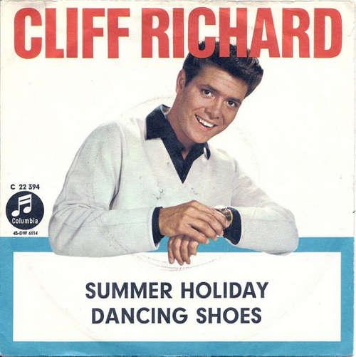 Bild Cliff Richard - Summer Holiday / Dancing Shoes (7, Single) Schallplatten Ankauf