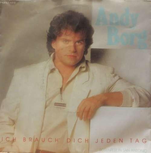 Cover zu Andy Borg - Ich Brauch' Dich Jeden Tag (7, Single) Schallplatten Ankauf