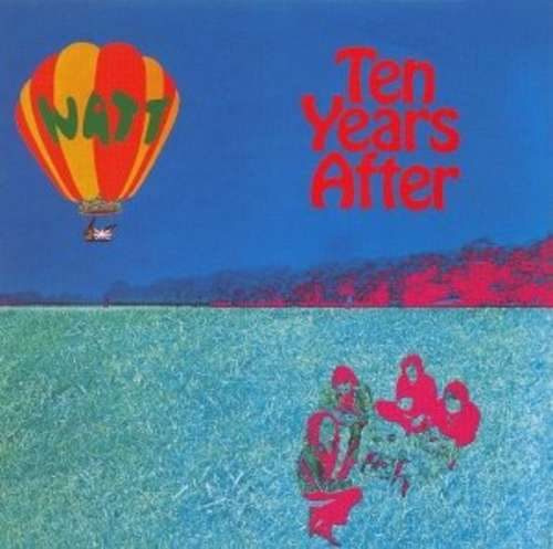 Bild Ten Years After - Watt (LP, Album, RE, Gat) Schallplatten Ankauf