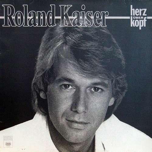 Bild Roland Kaiser - Herz Über Kopf (LP, Album, Club) Schallplatten Ankauf