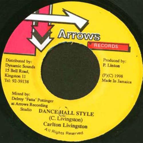 Cover Carlton Livingston - Dance Hall Style (7) Schallplatten Ankauf