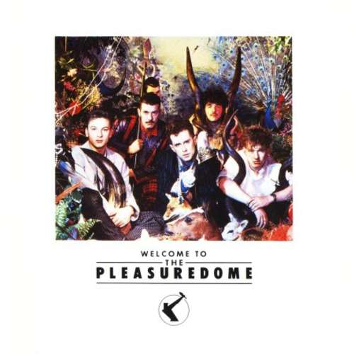 Bild Frankie Goes To Hollywood - Welcome To The Pleasuredome (CD, Album) Schallplatten Ankauf