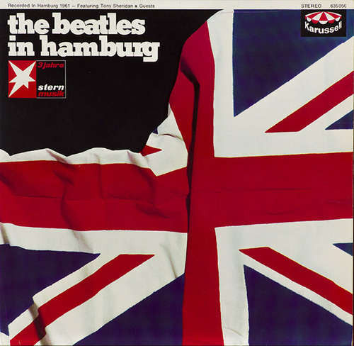 Cover The Beatles - The Beatles In Hamburg (LP, Comp) Schallplatten Ankauf