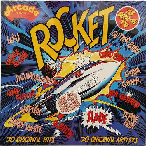 Cover Various - Rocket (LP, Comp) Schallplatten Ankauf