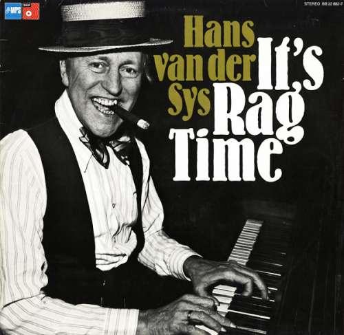 Bild Hans van der Sys - It's Rag Time (LP, Album) Schallplatten Ankauf