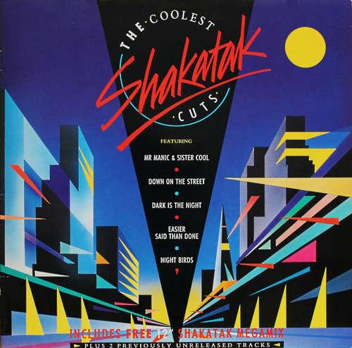 Cover Shakatak - The Coolest Cuts (LP, Comp, Gat + 12) Schallplatten Ankauf