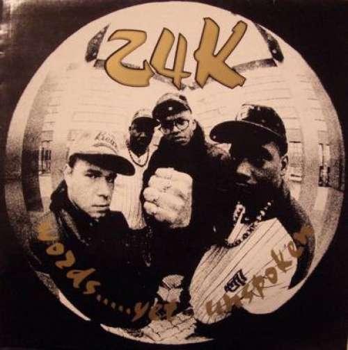 Bild 24K - Words.....Yet Unspoken (LP, Album) Schallplatten Ankauf