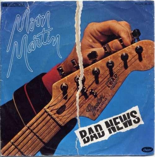 Bild Moon Martin - Bad News (7, Single) Schallplatten Ankauf