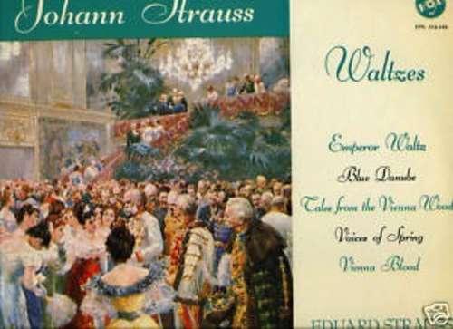 Bild Johann Strauss* - Eduard Strauss And His Orchestra - Strauss Concert (LP, RE) Schallplatten Ankauf