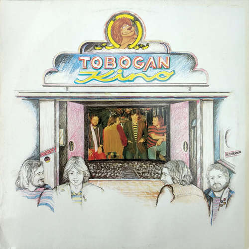 Cover Tobogan - Kino (LP, Album) Schallplatten Ankauf