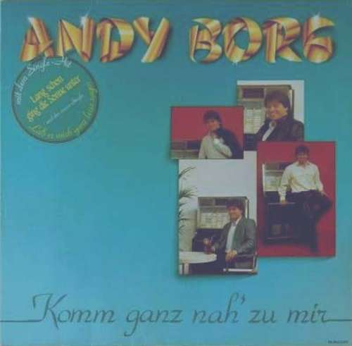 Bild Andy Borg - Komm Ganz Nah' Zu Mir (LP, Album) Schallplatten Ankauf