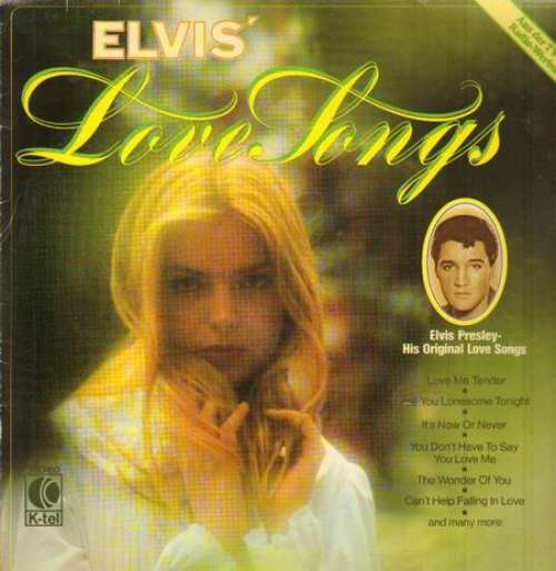 Cover Elvis Presley - Love Songs (LP, Comp) Schallplatten Ankauf