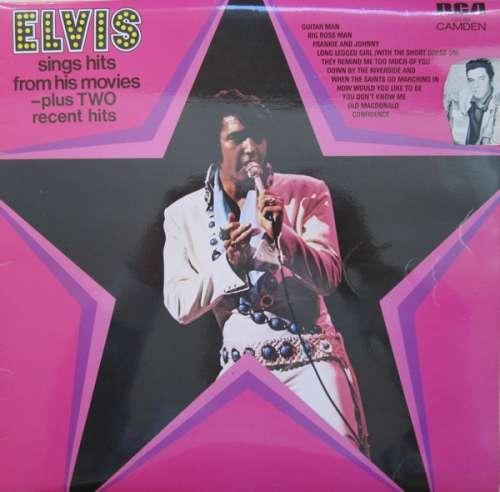 Bild Elvis Presley - Elvis Sings Hits From His Movies (LP, Comp) Schallplatten Ankauf