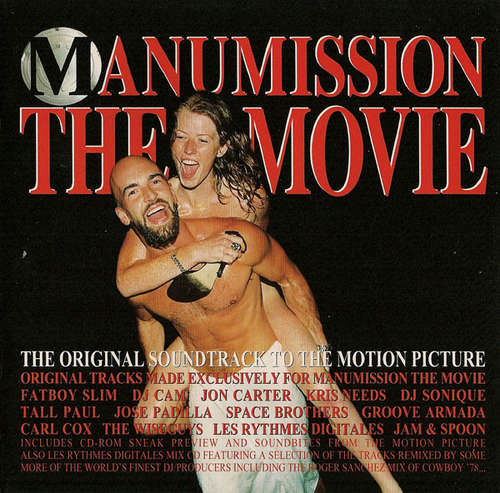 Cover Various - Manumission - The Movie (CD, Comp + CD, Enh, Mixed) Schallplatten Ankauf